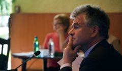 Koks ministras nepriėmė Kupiškio mero?