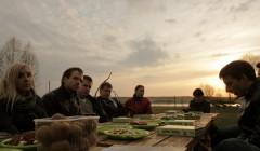 """""""Žalias"""" penktadienio vakaras ant marių kranto"""