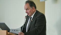 Seimūnas, dalyvaujantis rajono tarybos posėdžiuose