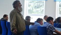 Rokiškio rajono taryba posėdžiavo trumpai, bet efektingai