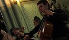 Dar viena festivalio dovana  – violončelininkų koncertas