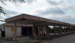 Liūdniausio vaizdo autobusų stotis