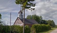 Apvogė sentikių bažnyčią