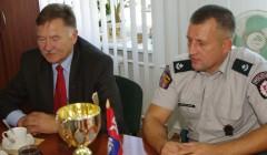 Tarėsi politikai ir policininkai