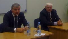 Anykštėnai pasikvietė susisiekimo ministrą