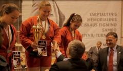 SAMBO turnyre – keturi rokiškėnai