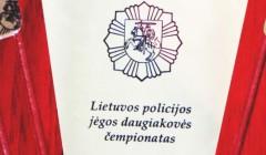 Lietuvos pareigūnai bandė jėgas