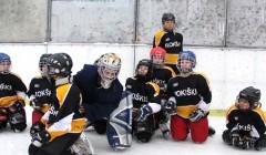 Rokiškio ledo aikštelė vėl pilna vaikų