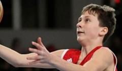 """""""Manijos Lietuvos moksleivių krepšinio lygą"""" (MKL) stebina kupiškėnas."""