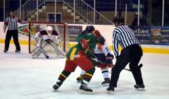 Lietuva – pasaulio čempionato II diviziono lyderė