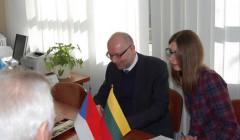 Anykščiuose lankėsi Čekijos Respublikos nepaprastasis ir įgaliotasis ambasadorius