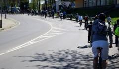 Anykščius užplūdo dviratininkai