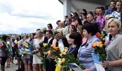 KTVM į gyvenimą palydėjo absolventus