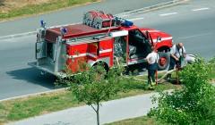 Karštis didina gaisrų riziką