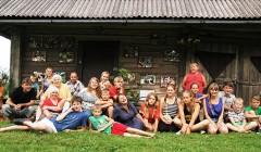 Skapiškio teatralai: kartų buvimas kartu įmanomas