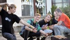 Jaunimo  centras: metas viską pradėti iš naujo