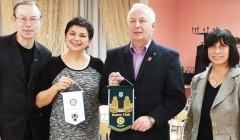 Susitiko Kupiškio ir Minsko rotariečiai