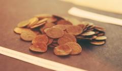 """Parodoje """"Po vyčio ženklu"""" – pinigai ir istorijos"""
