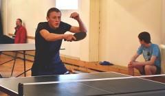 Seniūnijų žaidynės: Šimonių seniūnijos tenisininkai kovos regiono varžybose