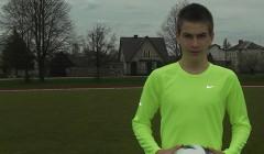 Redas Graičiūnas priimtas į Lietuvos nacionalinę futbolo akademiją