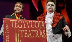 """Palinkėjimas """"Tegyvuoja teatras!"""" pildosi"""