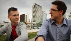 "Domantas Vilys: ""Jei ne Alvydas Puzelis, dabar nebūčiau Vilniuje"""