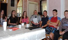 Policijos ir Kupiškio jaunimo centro išvyka