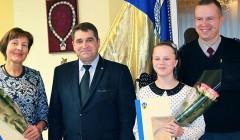 Rusnei Baliūnaitei – Kupiškio rajono mero dovana ir pažadas