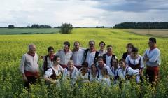"""Kupiškyje – Italijos folkloro grupė """"Terra del sole"""""""