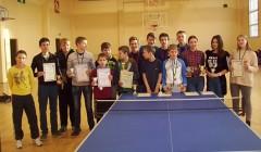 Stalo tenisininkus vėl sukvietė Kalėdinis turnyras