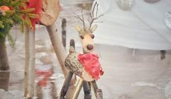 Kupiškėnų kalėdinė mugė rinko ir originaliausias eglutes