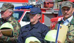 Te Šv. Florijonas saugo ir Kupiškio rajono ugniagesius