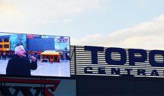 Dėl LED ekrano Rokiškio savivaldybei pinigų negaila