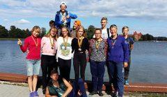 Jaunučių žaidynėse Kupiškiui atstovavo keturios įgulos