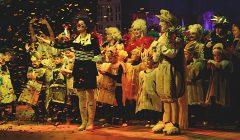 Kalėdų spektakliui kupiškėnai rinkosi H. K. Anderseną