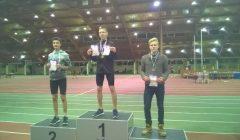 Kupiškėnas bėgikas Alanas Šablickas pasipuošė dviem medaliais