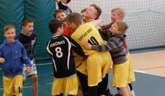 Vaikų krepšinio turnyrą, skirtą Vasario 16-ąjai, laimėjo kupiškėnai
