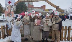 """Skapiškėnų """"Stebulės"""" gydytojų komanda buvo iškviesta į Panevėžį"""