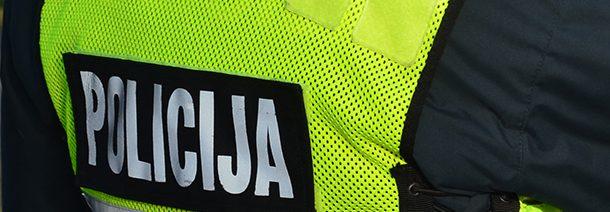 Policijos savaitės įvykių apžvalga