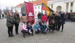 Lietuvos Valstybės atkūrimo dienai skirtoje sutartinėje – ir kupiškėnų balsai