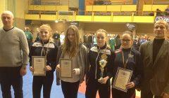 Lietuvos moterų imtynių jaunimo čempionate puikiai kovėsi kupiškietės