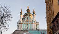Kijevas: iš jo dar neišvykus, jau norisi sugrįžti