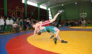 Anykščiuose virė Lietuvos jaunių imtynių čempionato kovos