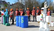 Piketavo ir tie Kupiškio ūkininkai, kuriems komunalinių atliekų surinkimo mokestis nesikeitė