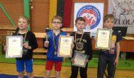 Broliai imtynininkai pasipuošė medaliais