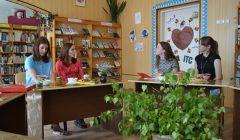 Alizavos pagrindinėje mokykloje lankėsi Suomijos dailininkės