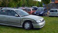 Į ukmergiškių automobilį rėžėsi Kupiškio policininkas