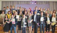 Įvertinti geriausi Kupiškio rajono mokiniai – olimpiadų ir konkursų dalyviai