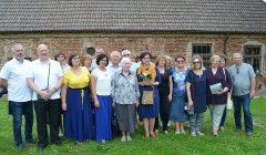 Tą pačią dieną – poezijos šventė Palėvenėje ir poeto V. Kukulo bendraklasių susitikimas