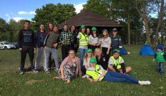 Bendruomenės pareigūnės – Kupiškio jaunimo stovykloje